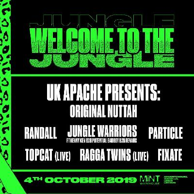 Welcome to the Jungle 2019! UK APACHE LIVE / Randall +More!