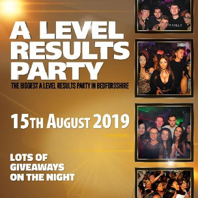 A- Level Results Party