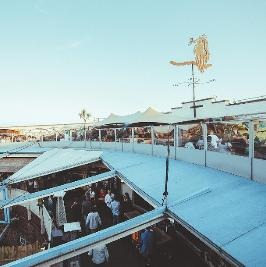 The London Freshers Rooftop Party