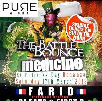 Battle of Bounce vs Medicine
