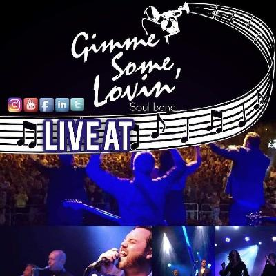 Gimme Some Lovin soul band