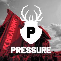 Pressure. Reading Festival Giveaway.