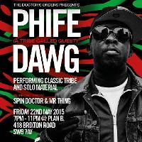 Phife Dawg (A Tribe Called Quest) - London