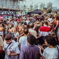 Blundell St Block Party w/ crazy p, jasper james & big miz