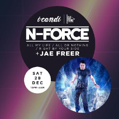 N Force At Live Lounge