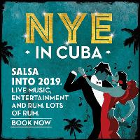 New Years Eve @ deCuba Belfast