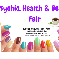 Psychic Health & Beauty Fair