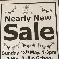 Phil and Jim Nearly New Sale