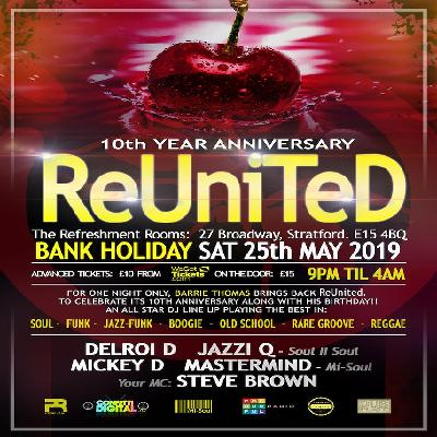 ReUnited 10th Anniversary