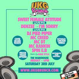 UKG Brunch - Leeds