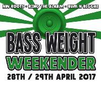 Bass Weight Weekender