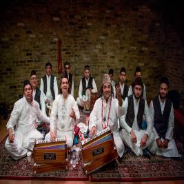 An evening of Sufi music with Ustad Haji Ameer Khan Qawwals
