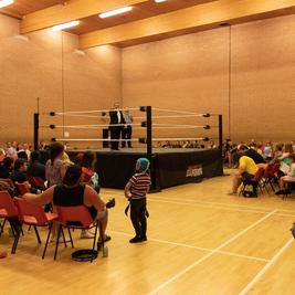 Live Wrestling in Romford