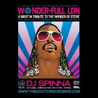 DJ SPINNA's WONDER-FULL LDN
