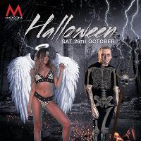 Halloween with DJ Jamie B & DJ Dexi