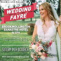 Chester Wedding Fayre at Brook Mollington Banastre Hotel & Spa