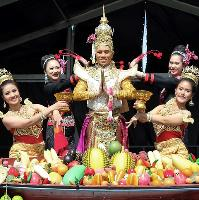 Magic of Thailand Festival in Norwich