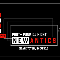New Antics Launch: Live Music Gig