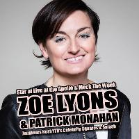 Zoe Lyons & Patrick Monahan - Little Smash Comedy Night