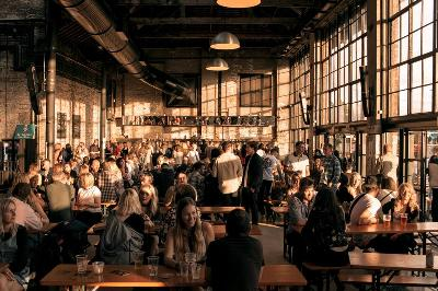 Great Northern Soul Food • Boiler Shop • With Kevin Rowland DJ