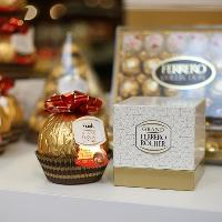 Grand Ferrero Rocher Personalisation Pop Up