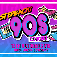 Stepback – The 90's Concert