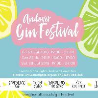 Andover Gin Festival