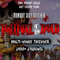 Festival of the Dead | Multi-Venue Takeover | 3000+ Students