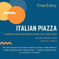 Italian Piazza