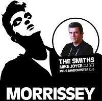 Morrissey Aftershow Party with Mike Joyce (The Smiths)