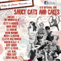 kitty le creme presents - saucy cats and cakes