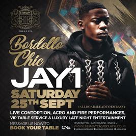 JAY1 - Bordello - Chic