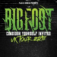 Bigfoot - Consider Yourself Invited