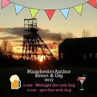 Manchester Author Event & Gig 2017