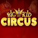 Big Kid Circus in Paisley Event Title Pic