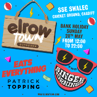 ELROW Town Cardiff - Singer Morning