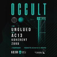 Occult p/ Unglued b2b AC13