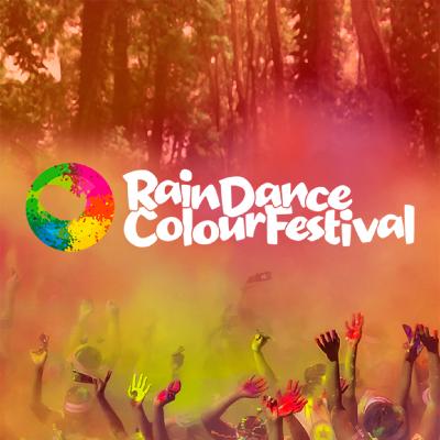 Rain Dance Colour Festival
