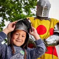 Knights Tournament at Battle Abbey