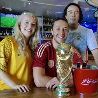 World Cup 2018 at Walkabout