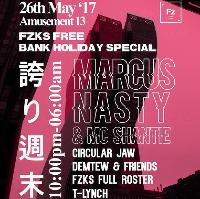 FZKS FREE Bank Holiday Special