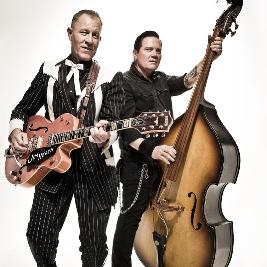 Reverend Horton Heat & The Delta Bombers - Double Bill