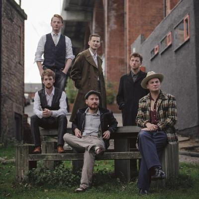 Rob Heron and The Teapad Orchestra | The Voodoo Rooms