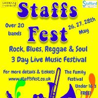 Staffs Fest - Live, Loud & Local
