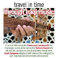 Travel in time through Iraqi music
