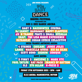 90s Baby DANCE - Indoor Festival