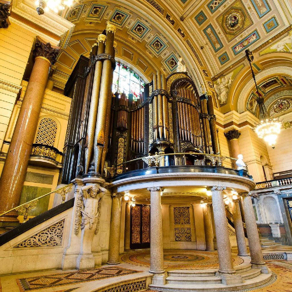 Hotels Near St Georges Hall Liverpool