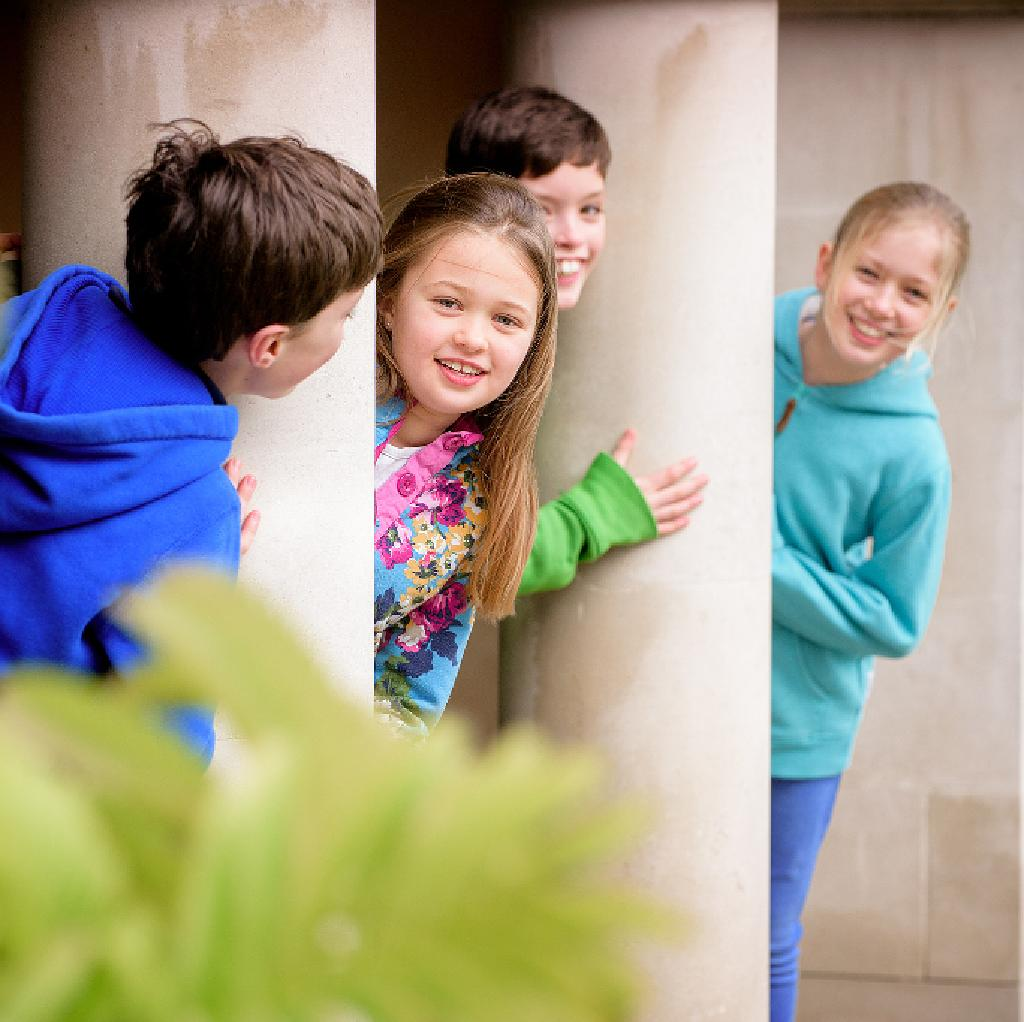 Easter Adventure Quest at Walmer Castle