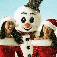 A Cheeky Girl Christmas