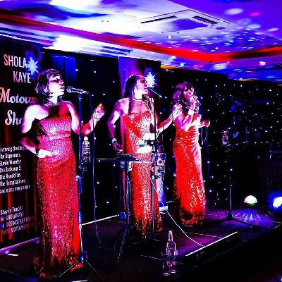 Diana Ross and The Supremes tribute and motown show